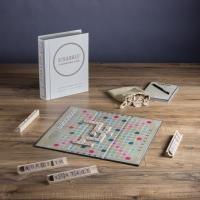 Scrabble (Vintage Bookshelf Edition)