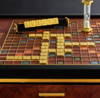 Scrabble (Franklin Mint Collecter's Edition)