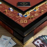 Monopoly (Franklin Mint Collector's Edition)