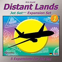 Jet Set - Distant Lands Expansion Set
