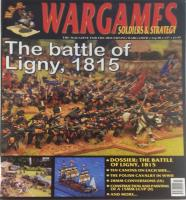 "#37 ""Scenarios for Flames of War & Blitzkrieg Commander, The Battle of Ligny"""