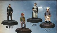 Victorian Servants #1