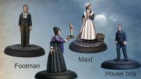 Victorian Servants #2