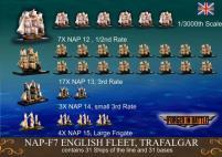 British Fleet - Trafalgar