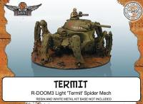 Termit Light Spider Mech