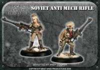 Anti-Mech Rifles