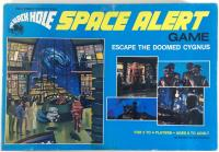 Space Alert - Escaped the Doomed Cygnus