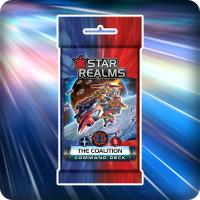 Command Deck - The Coalition - Single Pack