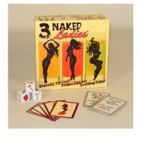 3 Naked Ladies - Wickedly Twisted Tongue Twister Drinking Game