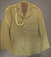 WWII British Royal Artillery Uniform