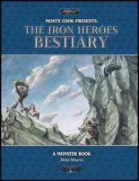 Iron Heroes Bestiary, The