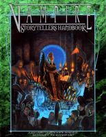 Storytellers Handbook (3rd Edition)