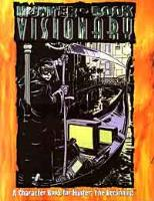 Hunter Book - Visionary