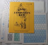 Game Designer's Kit #1 - Modern