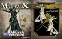 Vanessa - Treasure Hunter