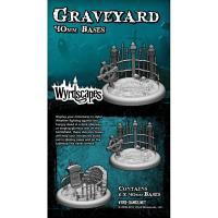 40mm Graveyard Base