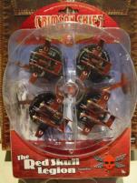 Red Skull Legion Squadron, The