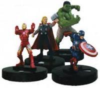 Avengers Movie, The - Mini-Game