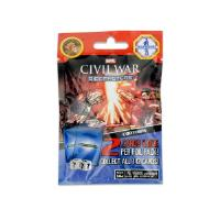Civil War Booster Pack 5-Pack