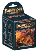 Deadly Foes Booster Pack
