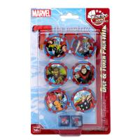 Mighty Thor, The - Dice & Token Pack