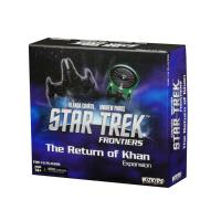 Star Trek Frontiers - Return of Khan Expansion