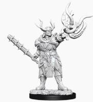 Half Orc Male Druid