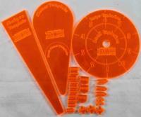 Templates & Status Tokens - Orange
