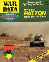 "#4 ""M-48/60 Patton Main Battle Tank"""
