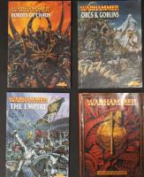 Warhammer Fantasy 6th Edition Collection - 4 Books!