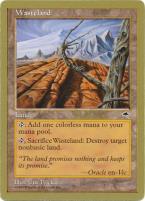 1998 World Championships - Wasteland