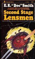 Lensman #5 - Second Stage Lensmen
