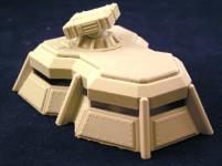 Command Bunker w/LRM Turret