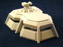 Command Bunker w/SRM Turret