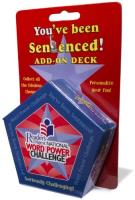 Add-On Deck - Word Power Challenge A-L