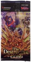 Extra Booster #01 - Destructive Roar Booster Pack
