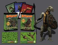 Lizardmen Reinforcement Deck
