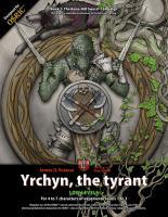 Bone-Hilt Sword, The #1 - Yrchyn, the Tyrant