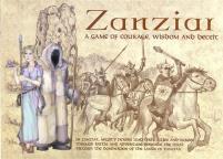 Zanziar - A Game of Courage, Wisdom and Deceit