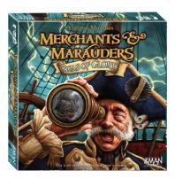 Merchants & Marauders - Seas of Glory Expansion