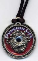 Dungeon Life Pendant