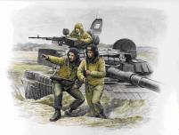 Russian Tank Crew - Modern
