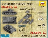 German Light Tank Pz.Kpfw. II