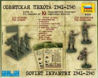 Soviet Infantry 1941-1943