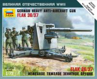 German Heavy Anti-Aircraft Gun Flak 36/37