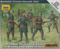 German Regular Infantry 1939-1943