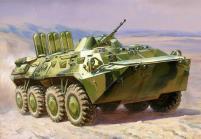 BTR-80 Russian APC