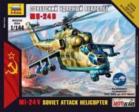 MI-24V Soviet Attack Helicopter