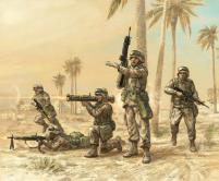 U.S. Modern Infantry