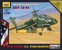 AH-64 U.S. Apache Attack Helicopter